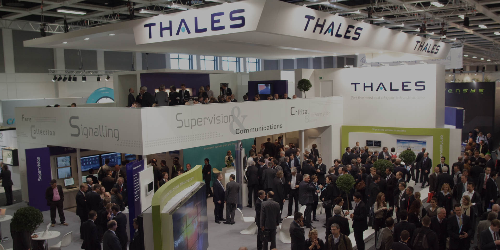 Thales proudly presents